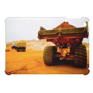 Construction Site, Luanda, Luanda Province iPad Mini Covers