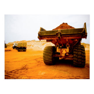 Construction Site, Luanda, Luanda Province Postcard