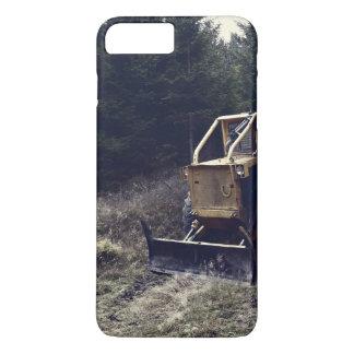 Construction tractor iPhone 7 plus case