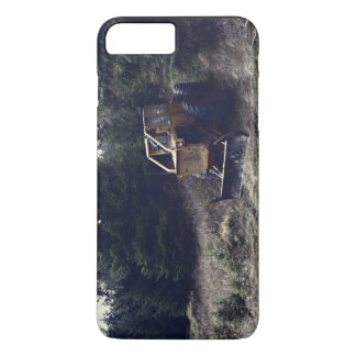 Construction tractor iPhone 7 plus case