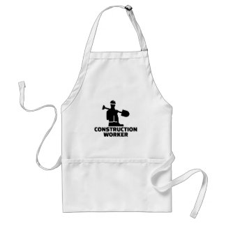 Construction worker standard apron