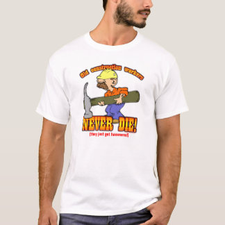 Construction Workers T-Shirt