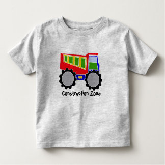 Construction Zone Toddler T-shirt