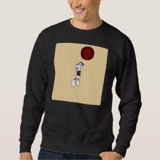 Constructus Robot Sweatshirt Black