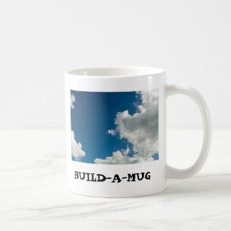Construisez les tasses d'une photo ou les tasses d