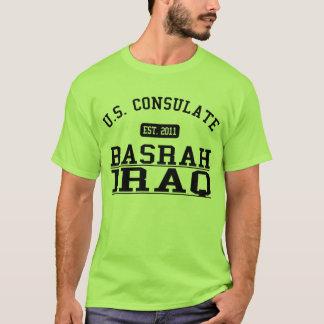 Consulate General Basrah, Iraq T-Shirt