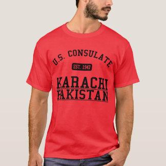 Consulate General Karachi, Pakistan T-Shirt