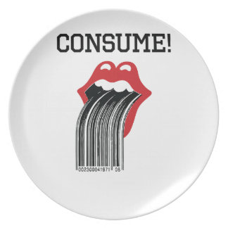 Consume Plate