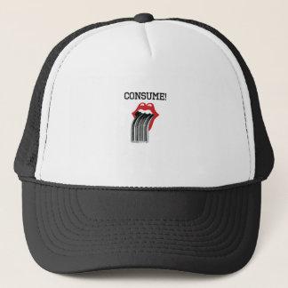Consume Trucker Hat