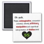 Consumerist Anti-Valentine Magnet