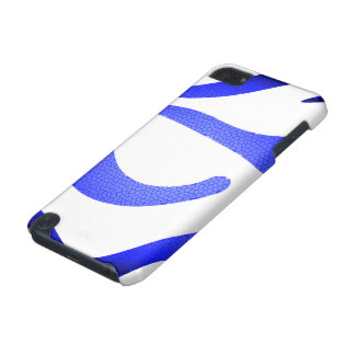 Contact bleu 5g d'iPod de mosaïque Coque iPod Touch 5G