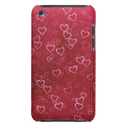 Contact d'iPod de Coque-Compagnon d'amoureux Coque iPod Case-Mate