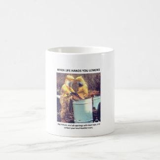 contact-your-local-hazmat-team classic white coffee mug