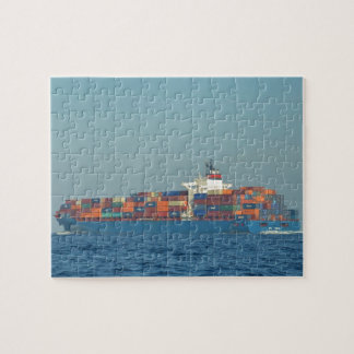 Container Ship APL CHILE Puzzles
