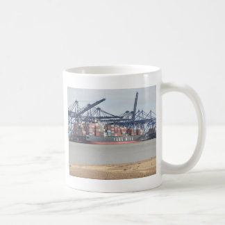 Container Ship YM Unity Coffee Mug