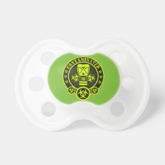 Contaminated Pacifier