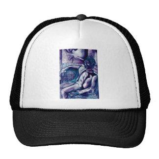 Contemplating Comfort Trucker Hat