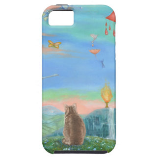 Contemplation iPhone 5 Cases