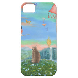 Contemplation iPhone 5 Cover