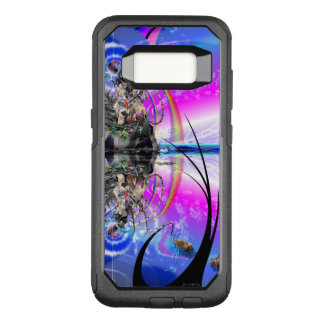 'Contemplation' OtterBox Commuter Samsung Galaxy S8 Case