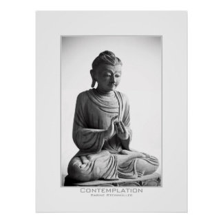 Contemplation Poster
