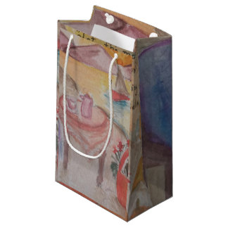 Contemplation Small Gift Bag
