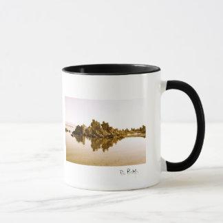 Contemplative Coffee Art Photography Zen Mug I