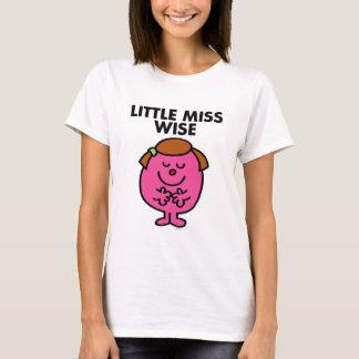 Contemplative Little Miss Wise T-Shirt