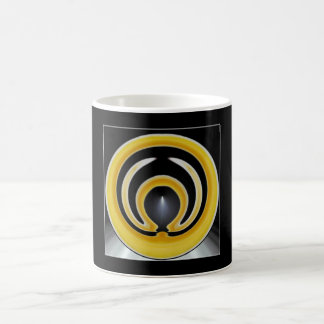 Contemporary Abstract Art Coffee Mug