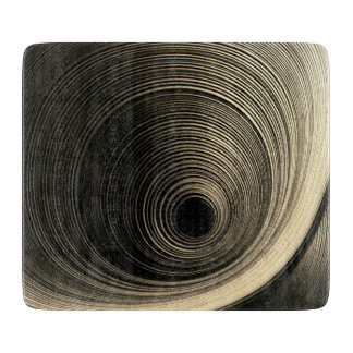 Contemporary Abstract Art Cutting Board