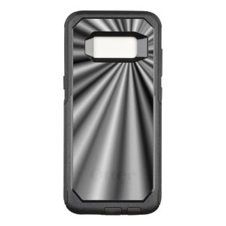 Contemporary Abstract Pattern OtterBox Commuter Samsung Galaxy S8 Case