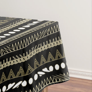 Contemporary African Pattern Tablecloth