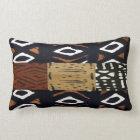 Contemporary: African Style Design Lumbar Pillow