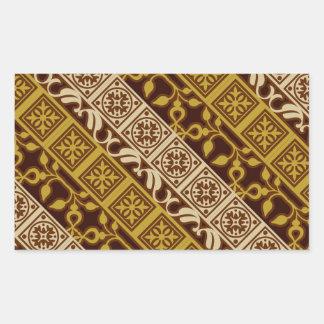 Contemporary Batik Pattern #1