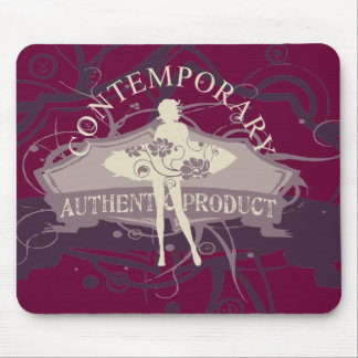 Contemporary Dance T-shirts and Gifts Mouse Pad
