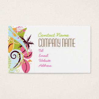 Contemporary Design Business Card