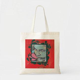 Contemporary Design Inspired Tote Bag