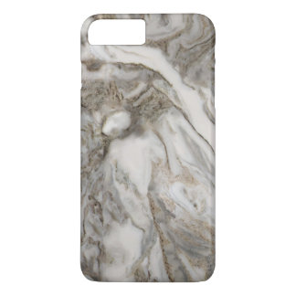 Contemporary Gray Marble Pattern iPhone 8 Plus/7 Plus Case