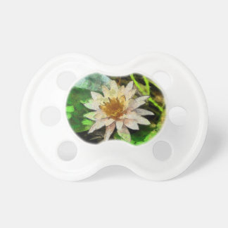 Contemporary Lotus Pacifier