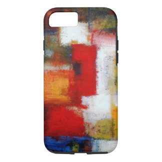 Contemporary Modern Abstract Artwork iPhone 7 Case
