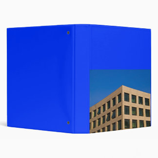 contemporary office building vinyl binders