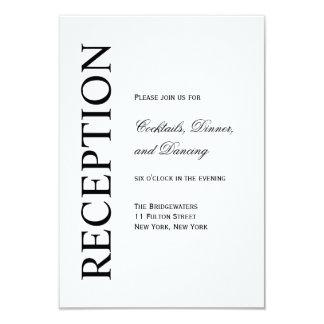 CONTEMPORARY Reception Cards