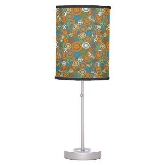 Contemporary Skulls Table Lamp