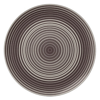 Contemporary Stylish Pattern Plate
