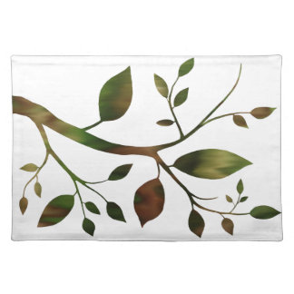 Contemporary Tree Branch Placemat