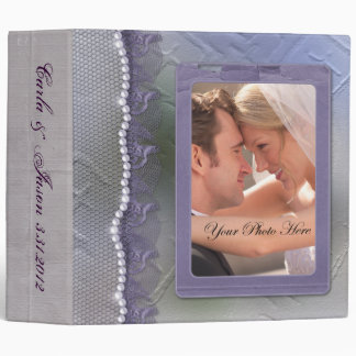 Contemporary Wedding Binder