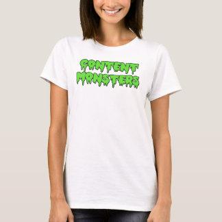 CONTENT MONSTER  SPAGHETTI CLASSIC T-Shirt