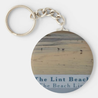 content The Lint Beach TLB Keychain