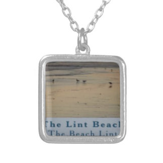 content The Lint Beach TLB Silver Plated Necklace