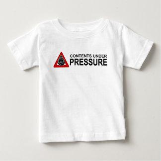 CONTENTS UNDER PRESSURE AL BABY T-Shirt